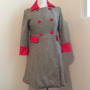 Marc Jacobs Wool lined Coat Small